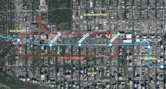 104 avenue corridor