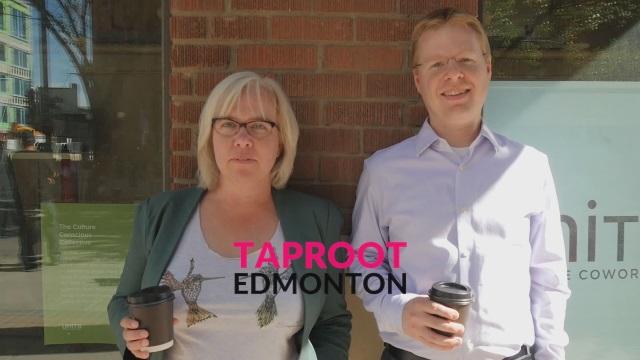 Taproot Edmonton: We're making progress!