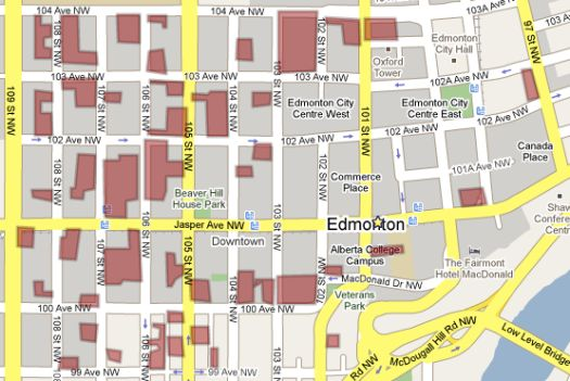 Closing Argument >> Downtown Edmonton requires infill development - MasterMaq.ca Blog